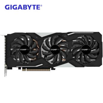 GIGABYTE 技嘉 GeForce GTX 1660 GAMING OC 6G 显卡