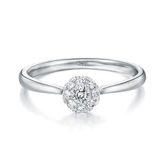 CHOW TAI FOOK 周大福 Ringism系列 U136099 钻石戒指