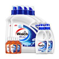 88VIP : Walch 威露士 倍净洗衣液套装(2kg*4+300g*2+消毒液 60ml*3) *2件
