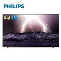 PHILIPS 飞利浦 55PUF7194/T3 55英寸 4K 液晶电视 +凑单品