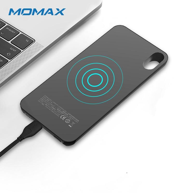 MOMAX 摩米士 IP86 充电宝 (无线充电、4000mAh、米字旗)