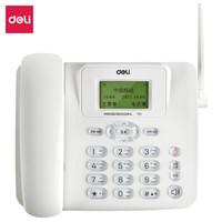 deli 得力 770 移动联通SIM插卡电话机