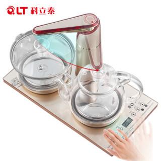QLT 科立泰 QLT-T107 电热水壶 (1L、其他)