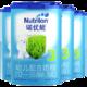 诺优能(Nutrilon) 幼儿配方奶粉(12—36月龄,3段)800g*4罐 组合装(新老包装随机发货) 552元
