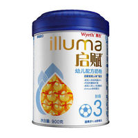 启赋 亲和人体 幼儿配方奶粉3段 900g (12-36个月)
