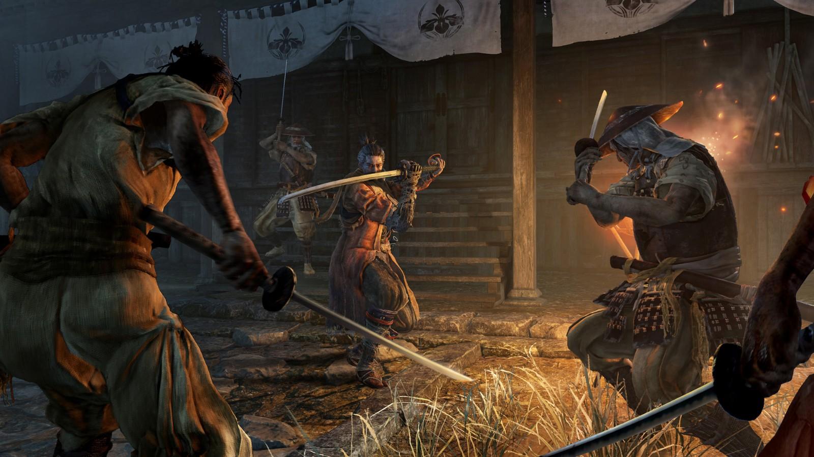 《只狼:影逝二度》PC数字版游戏