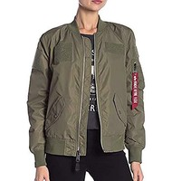 Alpha Industries WJL47000C1 女式夹克