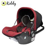 Kiddy 奇蒂 沉思者2代 5点式安全带 婴儿汽车安全提篮