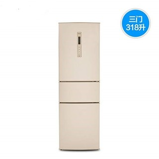 Panasonic 松下 NR-C320WPN-N 多门冰箱 318L