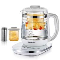 NiNTAUS 金正 N1 电热煮茶器 (1.8L、白色)
