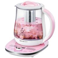 NiNTAUS 金正 JZW-18Y09 烧水壶 (1.8L、粉色)