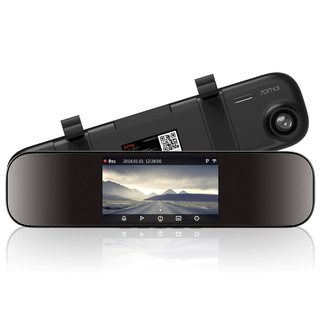 新品发售:70迈小米行车记录仪新款  70迈 Midrive D04 车载前后双录高清夜视无线倒车影像