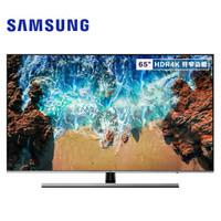 SAMSUNG 三星 UA65NU8000JXXZ 65英寸 4K 液晶电视