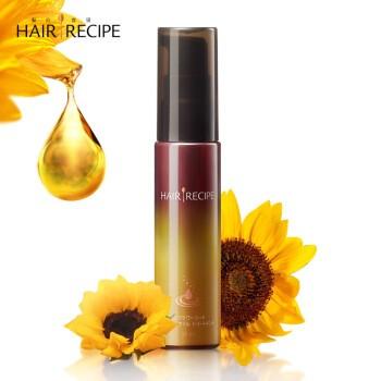 HAIR RECIPE 发之食谱 向日葵籽安瓶护发精油 30ml