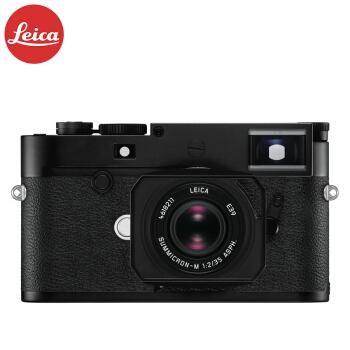Leica 徕卡 M10-D (徕卡M卡口、2400万、全画幅、黑色)