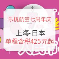 Peach七周年庆 上海-日本大阪/东京