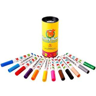 Joan Miro 美乐 儿童可水洗水彩笔 12色
