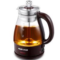 AUX 奥克斯 HX-Z1001H 电热水壶 (1L、咖啡色)