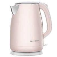 AUX 奥克斯 HX-A1801S 电热水壶 (1.8L、裸粉色)