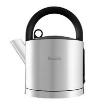 Breville 铂富 SK550 电热烧水壶 (1.6L、银色)