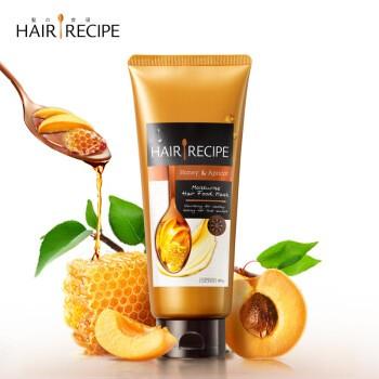 HAIR RECIPE 发之食谱 蜂蜜富养水润发膜 180g