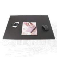 LEADLAND 利蓝 A110 皮革垫板 鼠标垫 黑色平纹