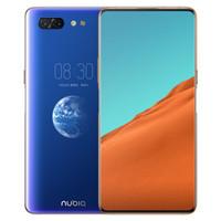 18点开始 : nubia 努比亚 X 智能手机 蓝金版 8GB 256GB
