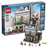 LEGO 乐高 创意creator系列 10243 巴黎人餐 1079元包邮?(需用券)