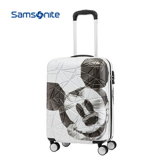 Samsonite/新秀丽卡通米奇可扩展拉杆箱旅行箱行李箱20/28寸 AF9