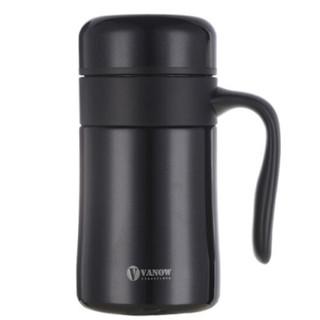 vanow 不锈钢茶杯保温杯 420ml