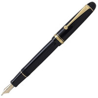 PILOT 百乐 FKK-1000R custom74 钢笔 14K金尖 (黑色、钢笔、树脂、单支、多色)
