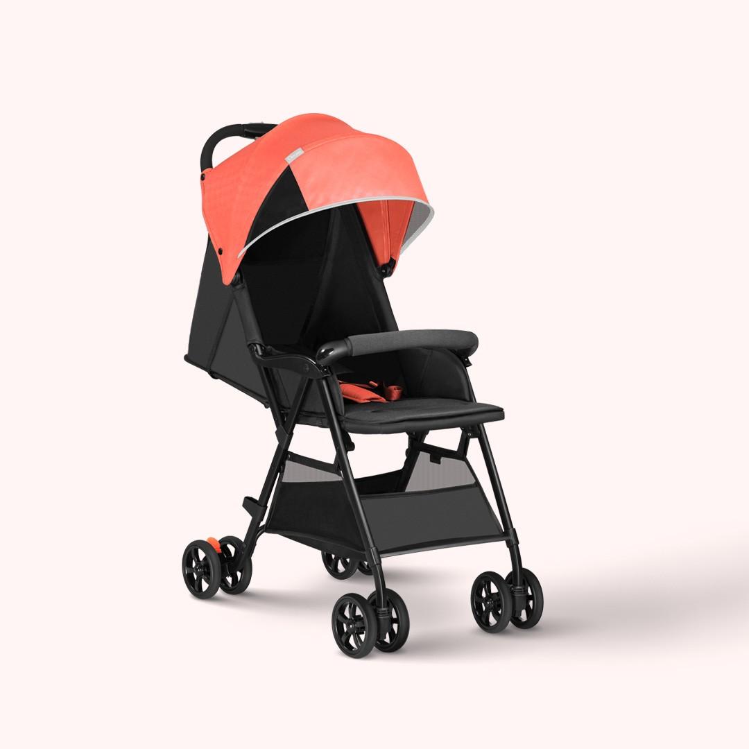 小米推车_小米有品 MIBABE 婴儿推车 379元包邮_小米有品优惠_什么值得买