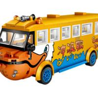 LOZ 俐智 1115 冲浪鸭巴士