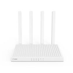 360家庭防火墙路由器5C 路由器 智能无线路由器 四天线 安全稳定 WiFi信号放大 家用无线穿墙