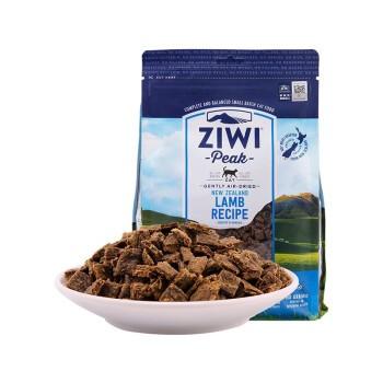 ZIWI 滋益巅峰 风干羊肉配方猫粮 1kg