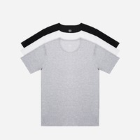 NINETYGO 90分 73023 男士银离子抗菌T恤