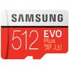 SAMSUNG 三星 MB-MC512HA/CN MicroSD存储卡 512GB(UHS-III、C10)