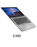 ThinkPad 思考本 T480s 14英寸笔记本电脑 (黑色、1920×1080、256GB SSD、8GB、i5-8250U)