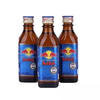 泰国进口红牛瓶装8倍牛磺酸维生素功能饮料运动饮料 100ml/瓶/10瓶 *10件