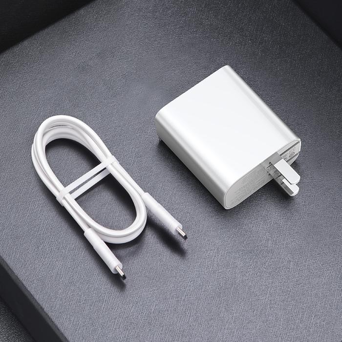 BASEUS 倍思 飞速系列 BS-CH905 30W Type-C+USB 充电器 (QC3.0、PD)
