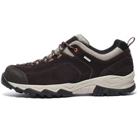 KAILAS 凯乐石 KS312078 户外登山鞋低帮防水减震防滑攀山徒步鞋 (43码、咖啡色)