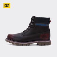 CAT 卡特 男子高帮休闲靴马丁靴 P717697H3BDR33 *4件