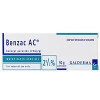 Benzac AC 温和控油去痘2.5%凝胶 50g