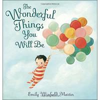 Penguin Random House 企鹅兰登书屋 期待你未来的美好模样 The Wonderful Things You Will Be (英文原版 )