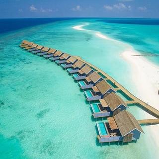 海岛游 : 全国多地-马尔代夫库拉玛提岛7天5晚(2晚沙屋+2晚水屋+早中晚餐)