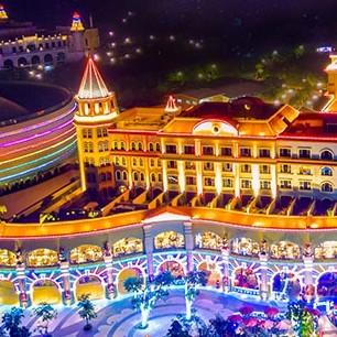 酒店特惠 : 珠海长隆马戏酒店1晚+海洋王国2日票(可选自助餐)