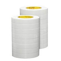 奔亿达 泡沫双面胶带 1cm*18卷 多规格可选