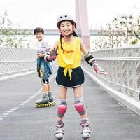 小寻 儿童头盔运动护具组合