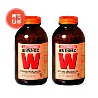 wakamoto 若元 肠胃活性酵素 1000片 *2瓶