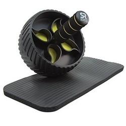 Sports Research 功能Ab腹肌滑轮+含膝垫